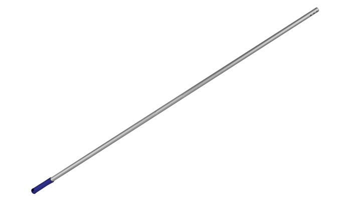 Aluminiumskaft 150cm