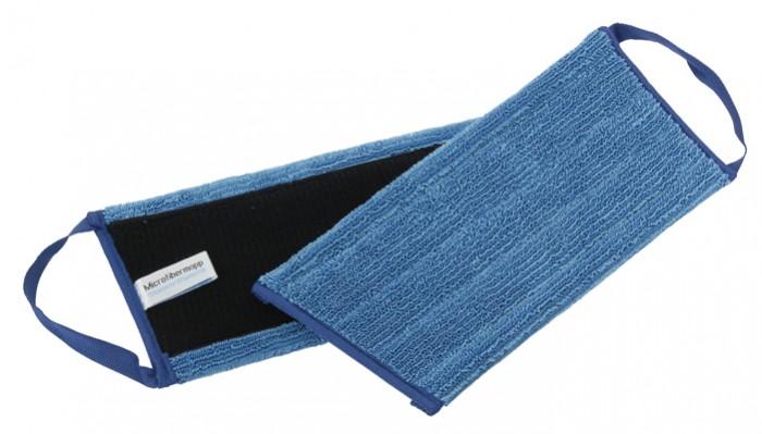 Mikrofiber Våtmopp 30cm front/bag