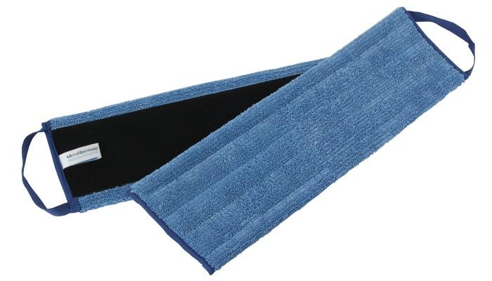 Mikrofiber Våtmopp 40cm front/bag
