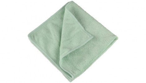 Mikrofiberklut grønn 2
