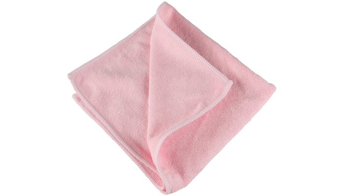 Mikrofiberklut rosa 2
